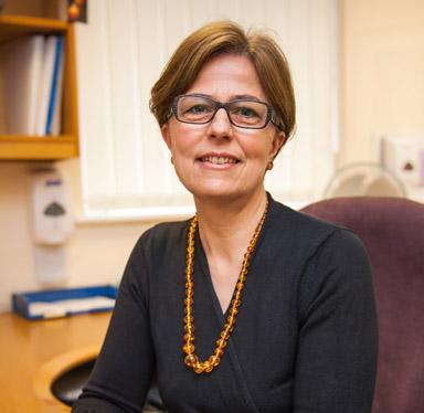 Dr Joy Arthur